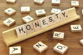 Honesty - truthfulness