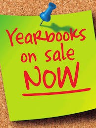 Yearbooks on Sale Now...Early Bird Discount!