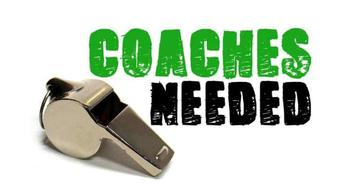 Coaches needed!