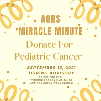 AG Goes Gold Monday!