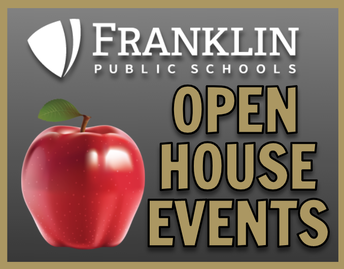 MARK YOUR CALENDARS! OPEN HOUSES PLANNED