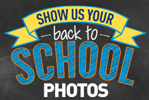 Send us Your Back to School Pictures