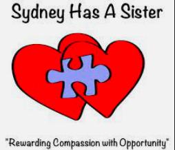 THANK YOU SYDNEY HAS A SISTER!!!!