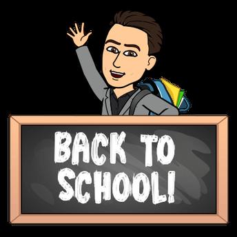 Principal's Message - September 2021