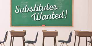 Want to Substitute Teach?