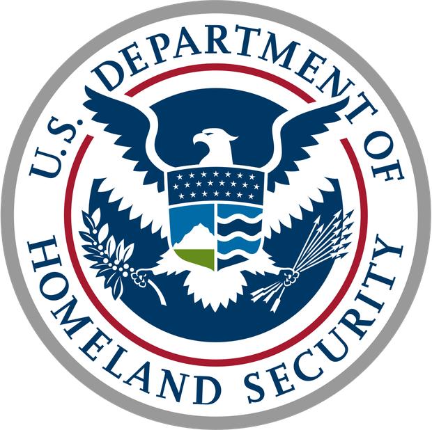 Department of Homeland Security Website