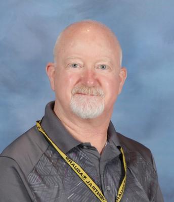 Mr. Brightup - Band Teacher