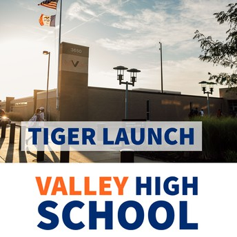 Valley Tiger Launch
