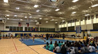 Pep Rally: Student Athletes