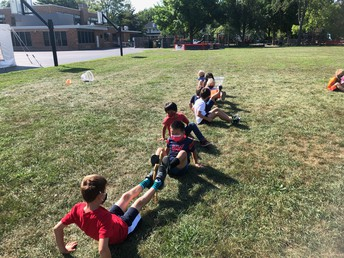 PE with Ms Peth