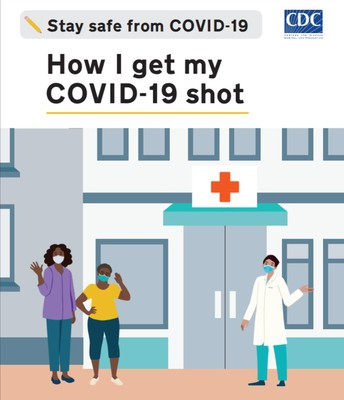 Interactive Book on Getting Vaccinated