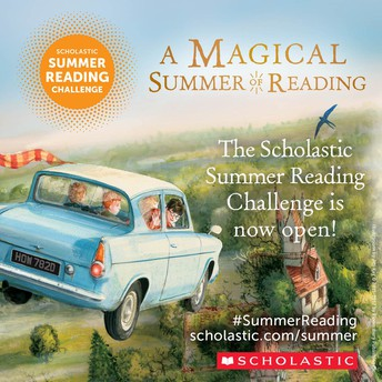 A Magical Summer of Reading Challenge