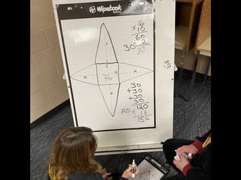 Awesome math thinking!!