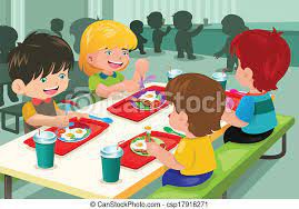 2021-2022 School Breakfast and Lunch Times