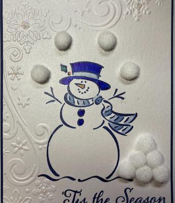 2021 - Snowman
