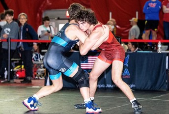 Poway Titan to represent U.S. in International Wrestling Champs