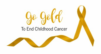 GOING GOLD FOR HOPE