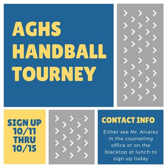 Wanna Play Handball?