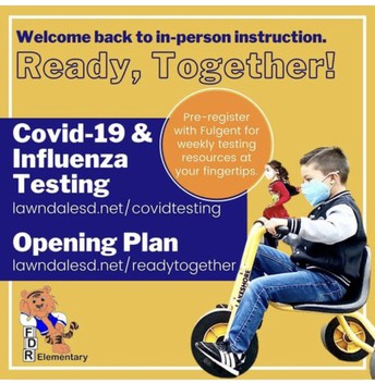 Covid-19 and Influenza Testing