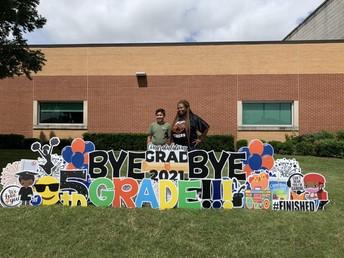 Bye Bye 5th Grade