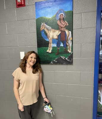 August Teacher Champion of the Month