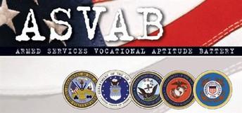 ASVAB on Thursday, September 23