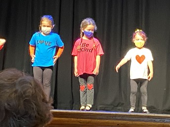 """Spotlight Students Perform Dance to """"Count on Me"""" by Bruno Mars"""