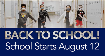 Back to School: August 12, 2021