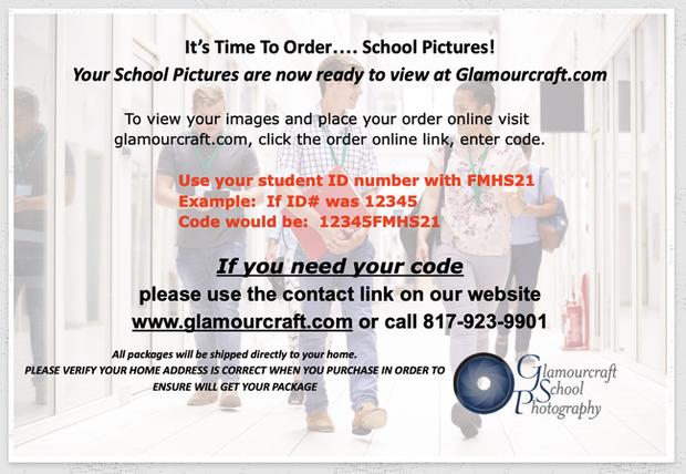 Order School Pictures