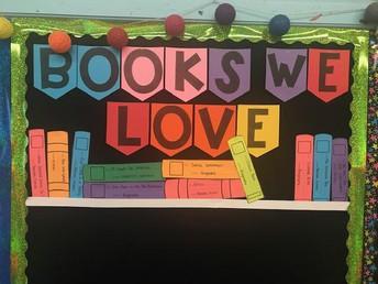 Ms. Eng's Book Showcase