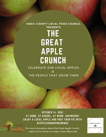 Great Apple Crunch Event