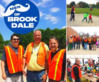 Men of Brookdale