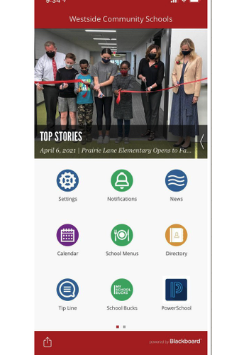 There's an App for That? The Westside Community Schools App