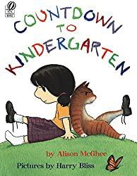 Countdown to Kindergarten by Alison McGhee