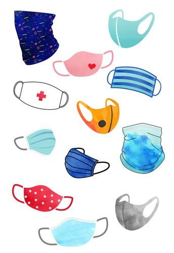 Masks at RCC