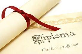 Diploma Distribution - Monday June 21