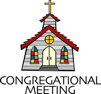Notice of Congregational Meeting to Elect 2022 Church Officers
