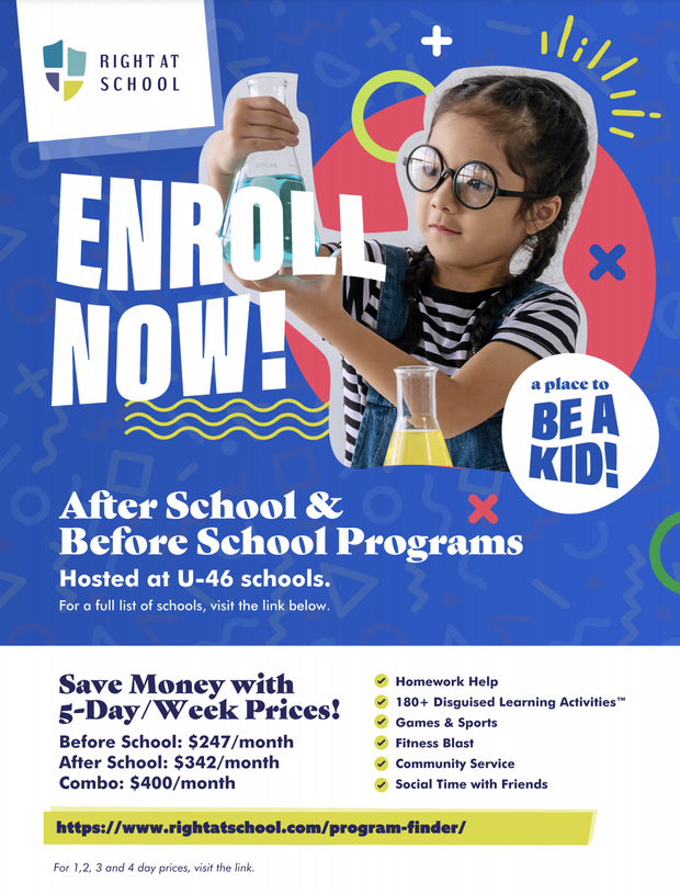 Click here to find our program!