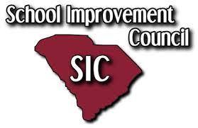 School Improvement Council Meeting 9/28/21 @4:00PM