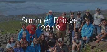 Tillamook High School Summer Bridge Program