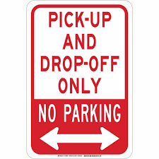 Drop-Off and Pick-Up