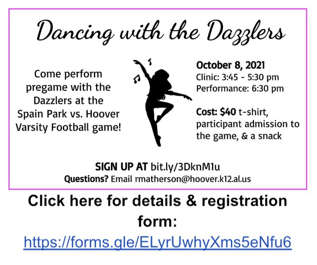 Dancing with the Dazzlers