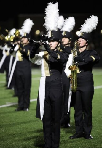 SABER MARCHING BAND INVITE THIS SATURDAY