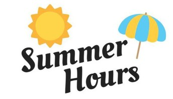Summer Hours and Important 21-22 School Dates