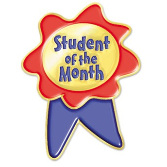September's Students of the Month