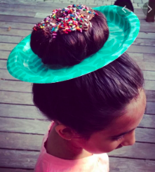 Friday, June 11th - Crazy Hair / Hat Day