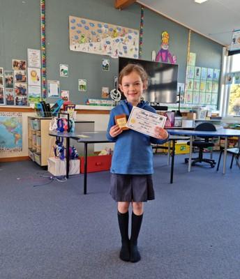 Citizenship Award Piwakawaka