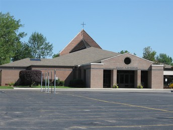 Contact the Office of Faith Formation at St. Lawrence Church