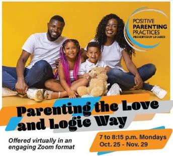Parenting the Love & Logic Way