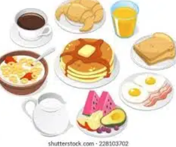 Breakfast & Lunch
